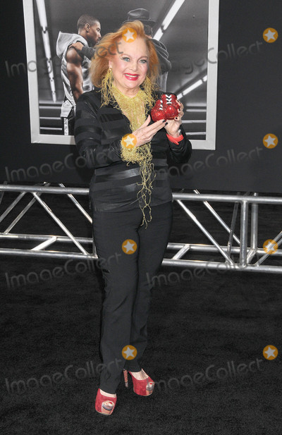 Carol Connors Photo - Photo by KGC-136starmaxinccomSTAR MAXCopyright 2015ALL RIGHTS RESERVEDTelephoneFax (212) 995-1196111915Carol Connors at the premiere of Creed(Los Angeles CA)