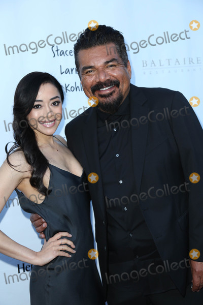 Aimee Garcia Photo - Photo by gotpapstarmaxinccomSTAR MAX2017ALL RIGHTS RESERVEDTelephoneFax (212) 995-119643017Aimee Garcia and George Lopez at The George Lopez Foundation 10th Anniversary Celebration Party in Los Angeles CA