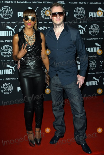 Maximillion Cooper Photo - Eve and Maximillion Cooper at the Gumball 3000 launch party at the Playboy Club London UK 52511