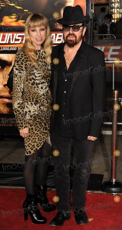 Anoushka Fisz Photo - Anoushka Fisz and David A Stewart attend the world premiere of Tony Scotts action-thriller Unstoppable at the Regency Village Theater in Westwood CA 102610