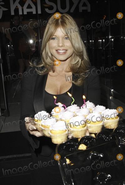 Donna DErrico Photo - Former Baywatch babe Donna DErrico at her 43rd birthday party at Katsuya Hollywood CA 33011