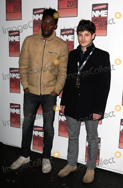 Nathan Stewart-Jarrett Photo - Iwan Rhenon and Nathan Stewart Jarrett at the NME Awards 2011 at Brixton Academy in London UK 22311