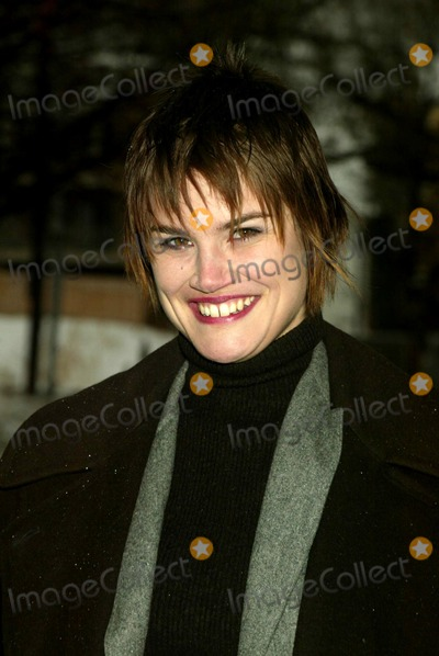 Alison Folland Photo - Alison Folland Milwaukee Minnesota Photo Shoot at 2003 Sundance Film Festival on Main Street in Park City Utah on January 24 2003 Photo by Henry McgeeGlobe Photos Inc 2003