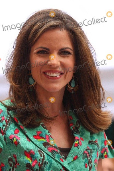 Natalie Morales Photo - Natalie Morales on Nbcs Today Show Toyota Concert Series at Rockefeller Plaza in New York City on 06-12-2009 Photo by Henry Mcgee-Globe Photos Inc 2009
