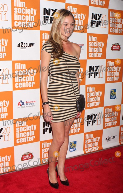 Elizabeth Masucci Photo - Elizabeth Masucci Arriving at the 49th Annual New York Film Festival Screening of Shame at Lincoln Centers Alice Tully Hall in New York City on 10-07-2011 Photo by Henry Mcgee-Globe Photos Inc 2011