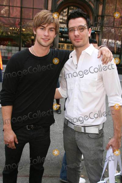 JC Chasez: Im Not Dating Chace