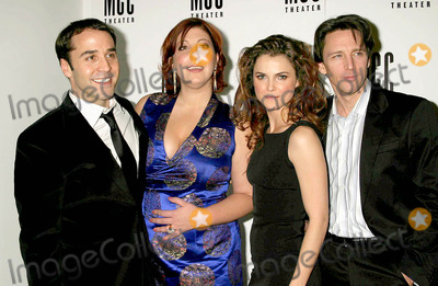 Ashlie Atkinson Photo - Jeremy Piven Ashlie Atkinson Keri Russell and Andrew Mccarthy Arriving at the Opening Night After-party Celebration For Fat Pig at the the Robert Miller Gallery in Chelsea New York City on 12-15-2004 Photo by Henry McgeeGlobe Photos Inc 2004