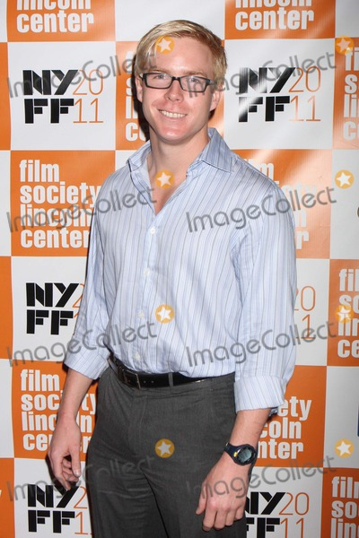 Adam Robitel Photo - Associate Producer Adam Robitel Arriving at the 49th Annual New York Film Festival Screening of Vito at Lincoln Centers Walter Reade Theatre in New York City on 10-14-2011 Photo by Henry Mcgee-Globe Photos Inc 2011