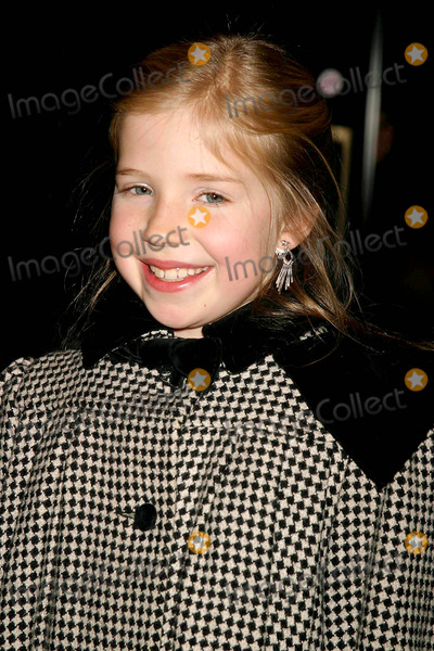 HANNAH ENDICOTT-DOUGLAS Photo - Hannah Endicott-douglas Arriving at the Premiere of Samantha an American Girl Holiday at American Girl Place in New York City on November 14 2004 Photo by Henry McgeeGlobe Photos Inc 2004