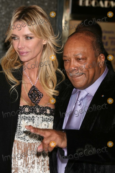 Kimberly Conrad Photo - New York NY 12-01-2005Quincy Jones and Kimberly Conrad Hefner attend the opening night performance of The Color Purple at The Broadway TheatreDigital Photo by Lane Ericcson-PHOTOlinknet