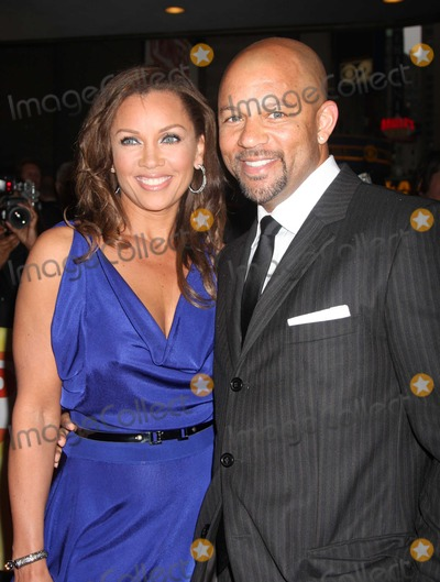 Photos and Pictures - NYC 04/25/10 Vanessa Williams and ... Vanessa Williams Brother