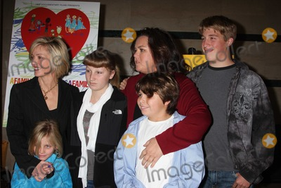 Kelly ODonnell Photo - Rosie ODonnell Kelli kids4895JPGNYC  011910Rosie ODonnell with former partner Kelli ODonnell and their 4 kids Parker ODonnell (14 12 years old) Chelsea ODonnell (12 12) Blake ODonnell (9 years old) and Vivienne ODonnell (7 years old) at a screening of her new HBO documentary A Family Is a Family Is a Family A Rosie ODonnell Celebration at the HBO officesDigital Photo by Adam Nemser-PHOTOlinknet