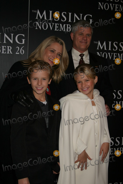 Cayden Boyd Photo - NYC  111603Jenna and Cayden Boyd and parents at the premiere of her new movie THE MISSING at Loews Lincoln Square Digital Photo by Adam NemserPHOTOlink