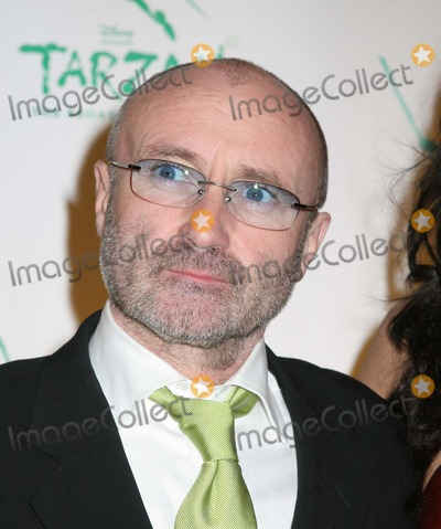 Phil Collins Photo - NYC  051006Phil Collins at the opening night party for the new Broadway musical TARZAN presented by Disney at the Marriott MarquisDigital Photo by Adam Nemser-PHOTOlinknet