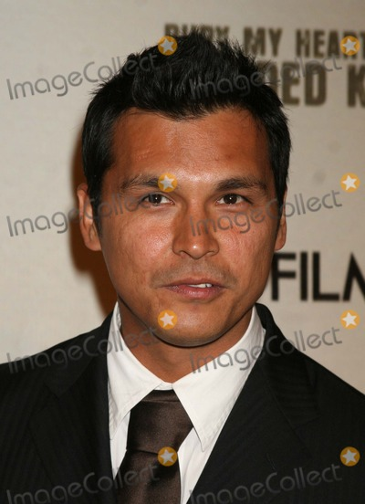Adam Beach Photo - Adam_Beach5449JPGNYC  052307Adam Beach at the premiere of his new movie BURY MY HEART AT WOUNDED KNEE at the American Museum of Natural HistoryDigital Photo by Adam Nemser-PHOTOlinknet