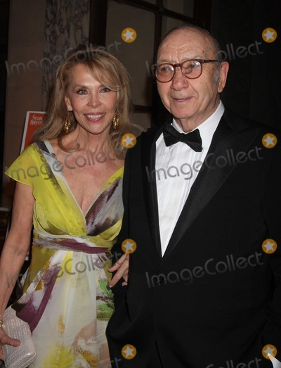 Elaine Joyce Photo - NYC  042510Neil Simon and wife Elaine Joyce at the opening night party for Broadways Promises Promises at The Plaza HotelDigital Photo by Adam Nemser-PHOTOlinknet