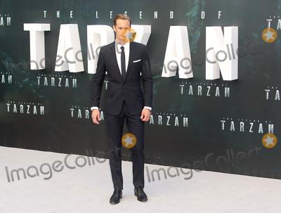 Alexander Skarsgard Photo - July 5 2016 - Alexander Skarsgard attending The Legend Of Tarzan European Premiere at Odeon Leicester Square in London UK