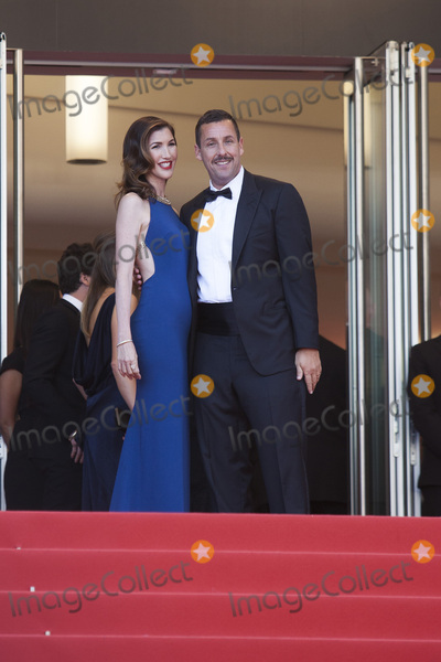 Adam Sandler Photo - CANNES FRANCE - MAY 21 Adam Sandler and Jackie Titone attend the The Meyerowitz Stories screening during the 70th annual Cannes Film Festival at Palais des Festivals on May 21 2017 in Cannes France (Photo by Laurent KoffelImageCollectcom)