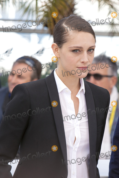 Ariane Labed Photo - CANNES 15 MAY Actress Ariane Labed attends the The Lobster Photocall during the 68th Annual Cannes Film Festival on May 15 2015 in Cannes France (Photo by Laurent KoffelImageCollectcom)