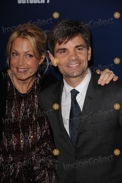 Alexandra Wentworth Photo - Alexandra Wentworth and George Stephanopoulos attend the premiere of The Ides of March at the Ziegfeld Theater on October 5 2011 in New York City