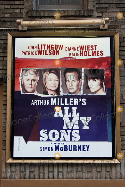 a play review on arthur millers all my sons Arthur miller never had much difficulty at going straight at it his 1947 play all my sons suggests a theme of family loyalty its plot urges americans to think more publicly.