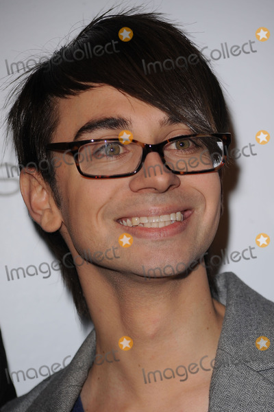 SCOTT BARNES Photo - Designer Christian Siriano arriving at the launch party for Scott Barnes About Face book at Provocateur at The Hotel Gansevoort on January 20 2010 in New York City