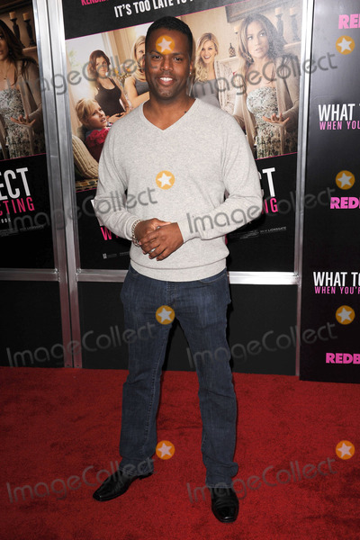 AJ Calloway Photo - May 8 2012 New York City AJ Calloway attending the What To Expect When Youre Expecting New York Screening at AMC Lincoln Square Theater on May 8 2012  in New York City