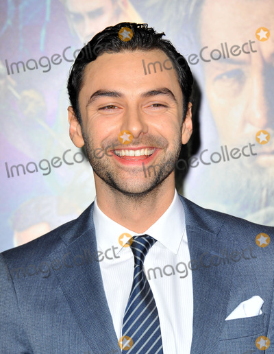 Aidan Turner Photo - December 2 2013 LAAidan Turner arriving at the The Hobbit The Desolation Of Smaug at the TCL Chinese Theatre on December 2 2013 in Hollywood California