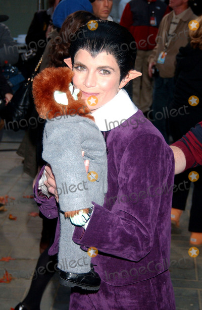 Natalie Morales Photo - Natalie Morales was dressed as Eddie Munster for a taping of The Today Shows Halloween Munster Bash at the NBC Studios