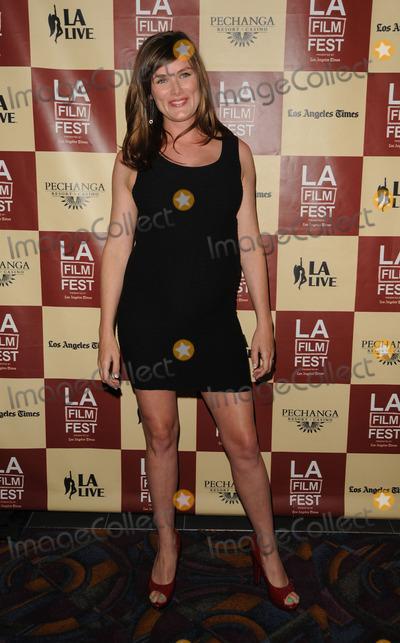 Kat Coiro Photo - Director Kat Coiro arriving at the LA Film Festival premiere of Lfe Happens at Regal Cinemas LA Live on June 18 2011 in Los Angeles California
