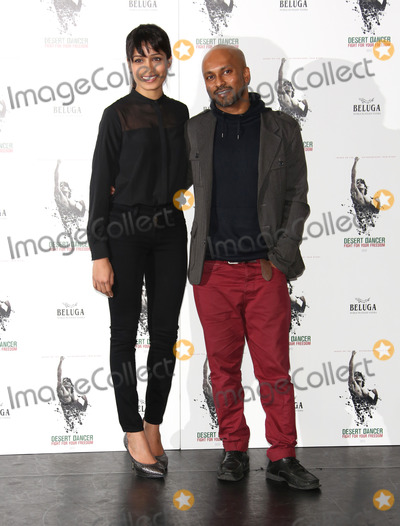 Akram Khan Photo - October 9 2012 LondonFreida Pinto and Akram Khan at the photocall for Desert Dancer at Sadlers Wells on October 9 2012  in London