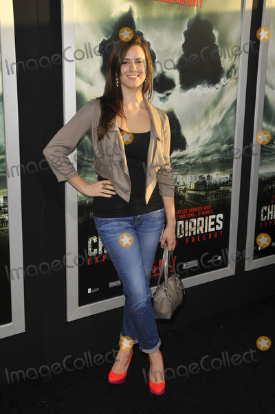 Katie Featherston Photo - May 23 2012 LAKatie Featherston arriving at a screening of Chernobyl Diaries at the Cinerama Dome on May 23 2012 in Hollywood - CA