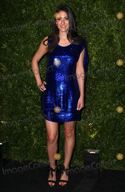 Arden Wohl Photo - April 22 2014 New York CityArden Wohl attends the Chanel Tribeca Film Festival Artist Dinner at Balthazer on April 22 2014 in New York City