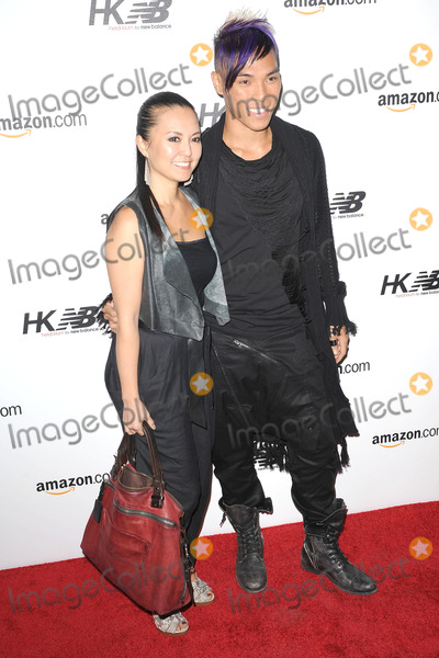 ANDY SOUTH Photo - Ivy Higa and Andy South celebrate the launch of Heidi Klum for New Balance at Cedar Lake on October 7 2010 in New York City