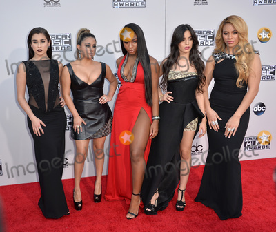Fifth Harmony Photo - Fifth Harmony - Lauren Jauregui Ally Brooke Normani Hamilton Camila Cabello  Dinah-Jane Hansen - at the 2015 American Music Awards at the Microsoft Theatre LA LiveNovember 22 2015  Los Angeles CAPicture Paul Smith  Featureflash