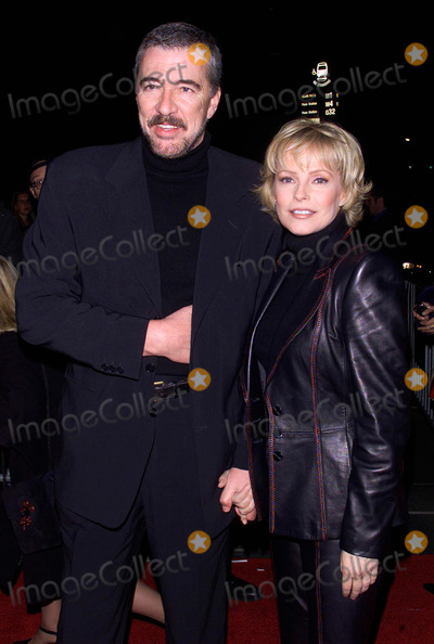 Cheryl Ladd Photo - Actress CHERYL LADD  husband BRIAN RUSSELL at the New York premiere of Dr T  The Women10OCT2000   Terry LesterFeatureflash