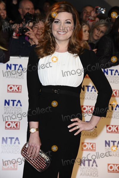 Karen Brady Photo - Karen Brady arriving for the National Television Awards O2 London 25012012 Picture by Steve Vas  Featureflash