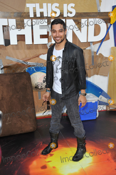 Wilmer Valderrama Photo - Wilmer Valderrama at the world premiere of This Is The End at the Regency Village Theatre WestwoodJune 3 2013  Los Angeles CAPicture Paul Smith  Featureflash