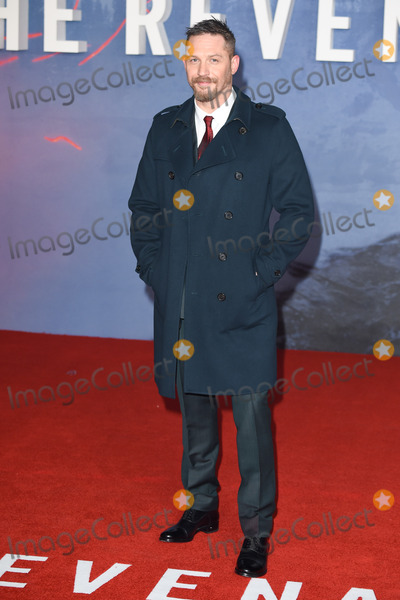 Tom Hardy Photo - Tom Hardy at the UK premiere of The Revenant at the Empire Leicester Square London January 14 2016  London UKPicture Steve Vas  Featureflash