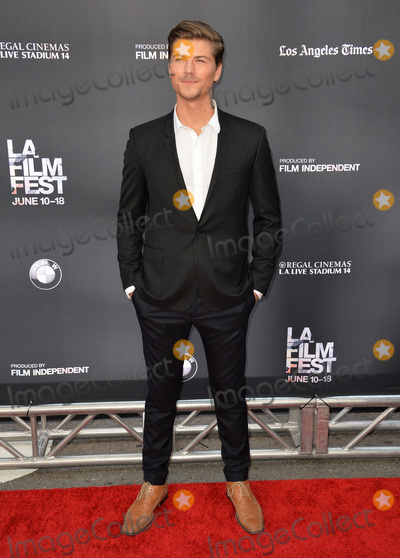 Amadeus Serafini Photo - Amadeus Serafini at the LA Film Festival premiere of MTVs Scream at the Regal Cinema LA Live June 14 2015  Los Angeles CAPicture Paul Smith  Featureflash