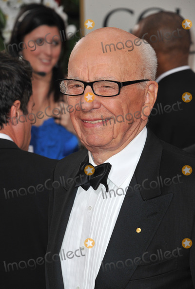 Rupert Murdoch Photo - Rupert Murdoch at the 69th Golden Globe Awards at the Beverly Hilton HotelJanuary 15 2012  Beverly Hills CAPicture Paul Smith  Featureflash