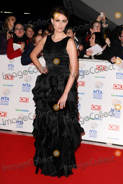 Ellie Taylor Photo - Ellie Taylorarrives for the National TV Awards 2014 at the O2 arena Greenwich London22012014 Picture by Steve Vas