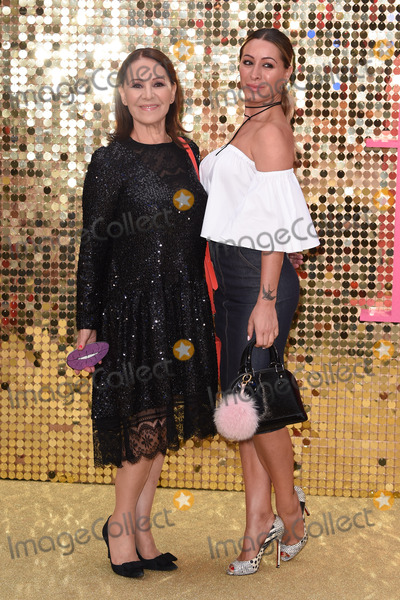Arlene Phillips Photo - Arlene Phillips  Daughter at the World Premiere of Absolutely Fabulous The Movie at the Odeon Leicester Square LondonJune 29 2016  London UKPicture Steve Vas  Featureflash