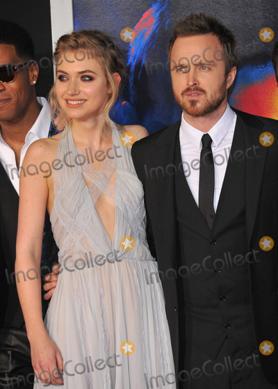 Imogen Poots and aaron paul movies