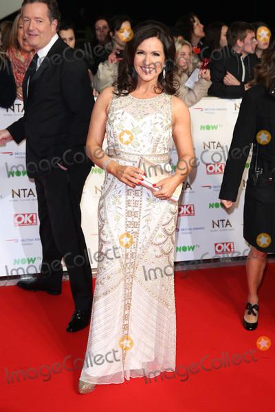 Susanna Reid Photo - Susanna Reid at The National Television Awards 2016 (NTAs) held at the O2 Arena London January 20 2016  London UKPicture James Smith  Featureflash