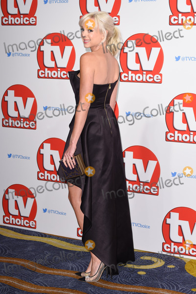 Helen George Photo - Helen George at the TV Choice Awards 2015 at the Hilton Hotel Park Lane LondonSeptember 7 2015  London UKPicture Steve Vas  Featureflash