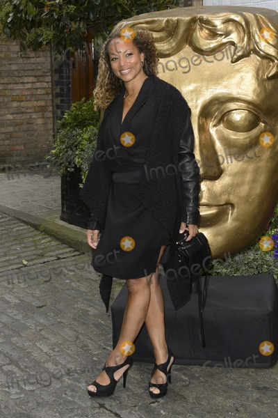 Angela Griffin Photo - Angela Griffin arrives for the BAFTA Craft Awards 2015 at the Brewery London 26042015 Picture by Dave Norton  Featureflash