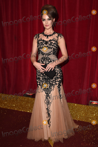 Anna Passey Photo - Anna Passey arriving for the British Soap Awards the Palace Hotel Manchester 16052015 Picture by Steve Vas  Featureflash
