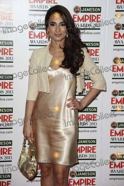 Asli Bayram Photo - Asli Bayram arrives for the Empire Film Awards 2013 at the Grosvenor House Hotel London 24032013 Picture by Steve Vas  Featureflash