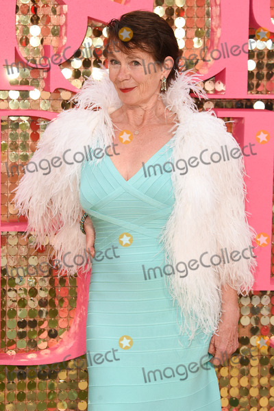 Celia Imrie Photo - Celia Imrie at the World Premiere of Absolutely Fabulous The Movie at the Odeon Leicester Square LondonJune 29 2016  London UKPicture Steve Vas  Featureflash